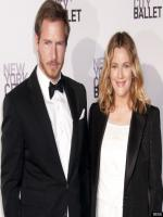 Drew Barrymore with husband
