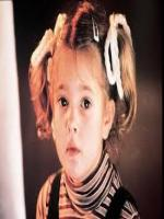 Drew Barrymore childhood picture