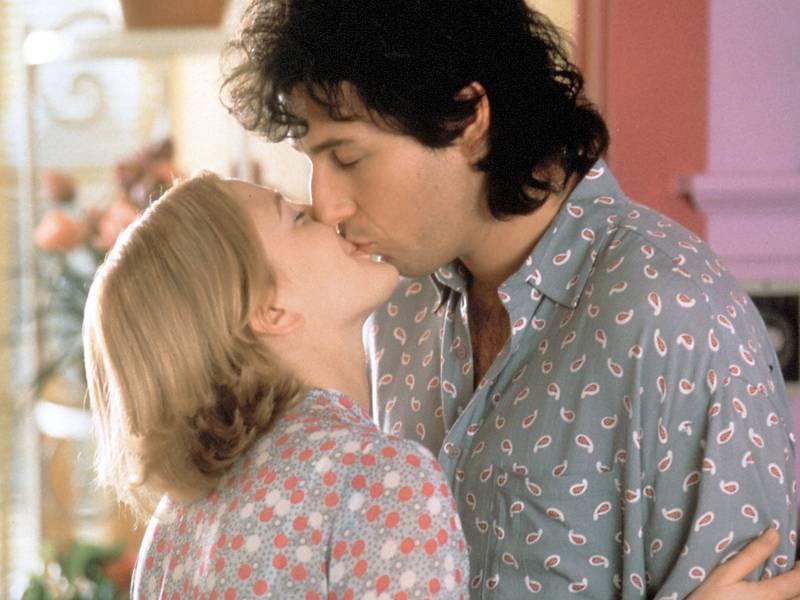 Drew Barrymore with adam sandler