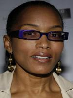 Angela Bassett in Malcolm X