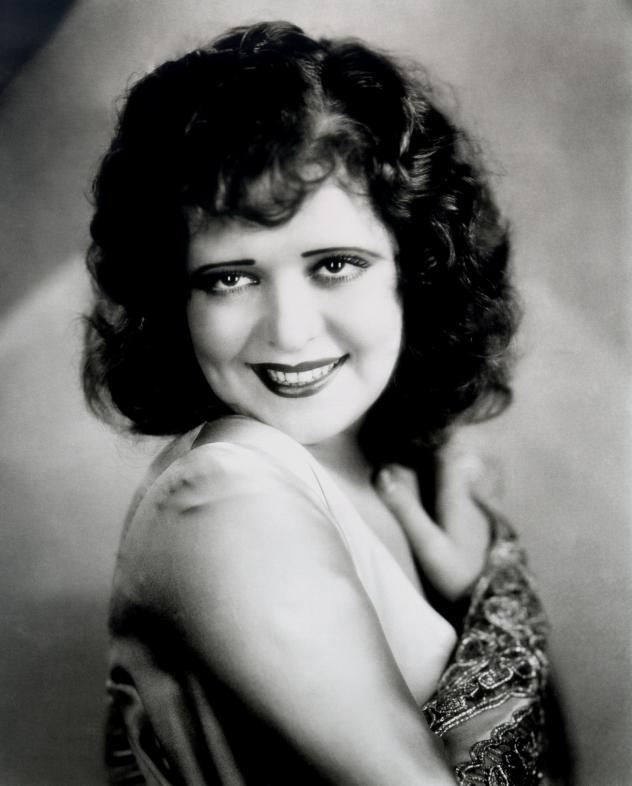 Clara Bow in Rex Bell