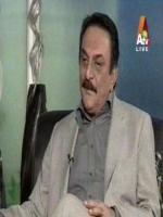 Abid Ali at ATV