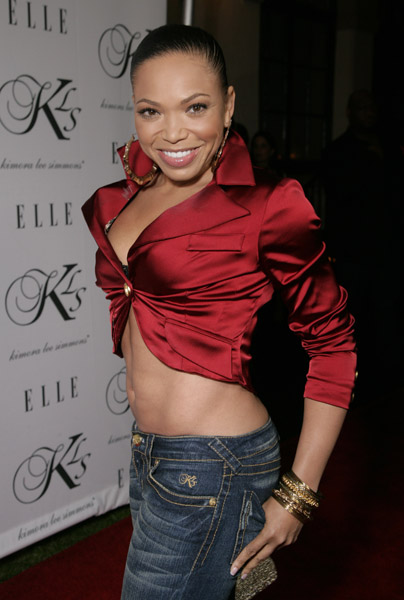 Tisha Campbell in  Everybody Hates Chris