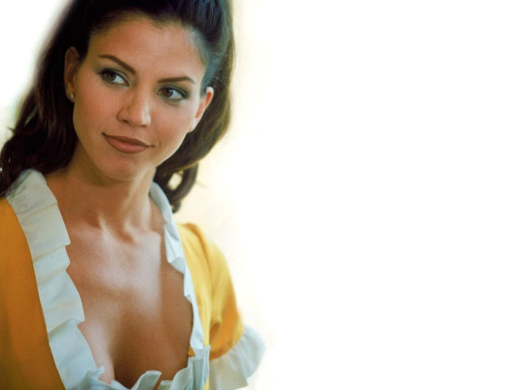 Charisma Carpenter in The Expendables 2