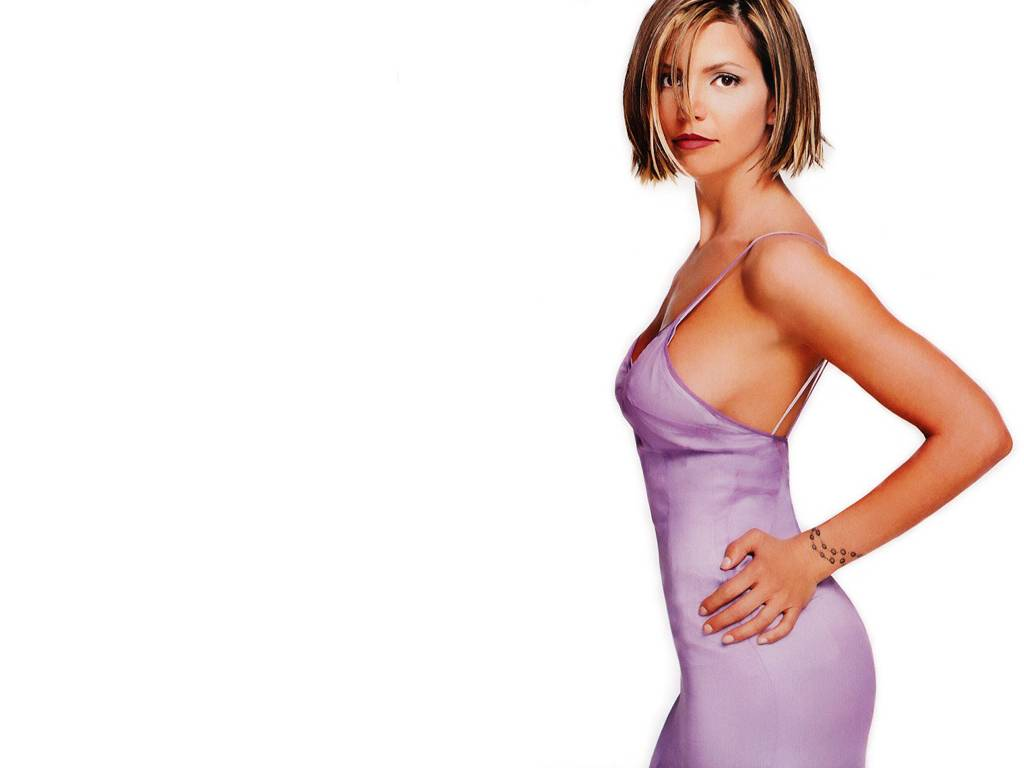 Charisma Carpenter In What Boys Like