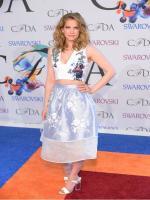 Anna Chlumsky in CFDA Awards