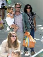 Courteney Cox With Husband