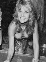 Cathy Lee Crosby in  WrestleMania 2