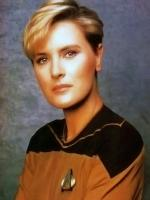 Denise Crosby in The Next Generation