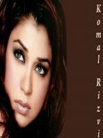 Komal Rizvi Singer