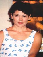 Roxann Dawson in Voyager.