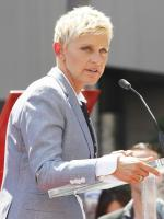 Ellen DeGeneres During SPeech