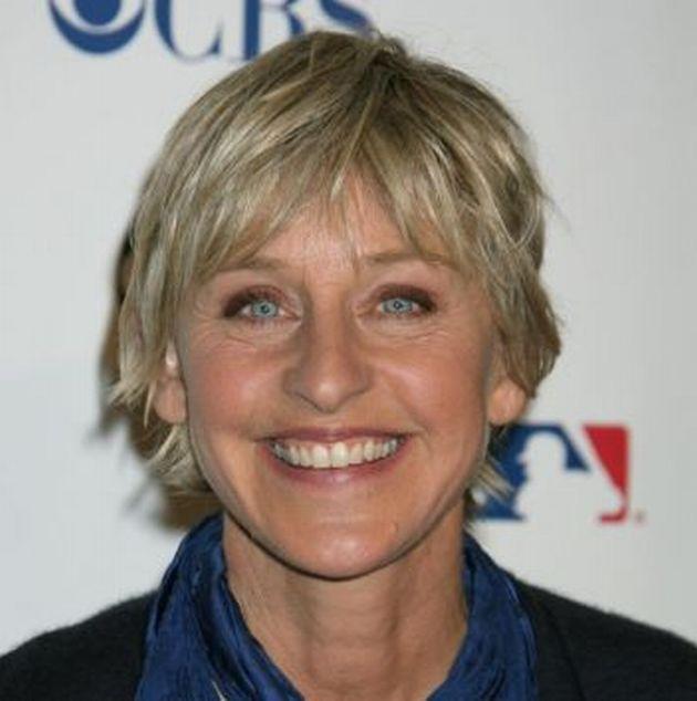 Ellen DeGeneres in The Love Letter