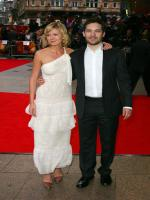 Kirsten Dunst with tobey