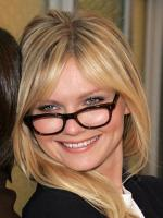 Kirsten Dunst with glasses