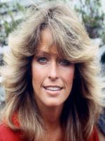 Farrah Fawcett in The Barbara Hutton Story