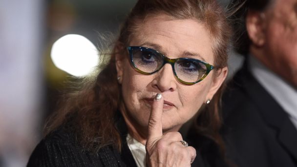 Carrie Fisher had cocaine, other drugs in her system at time of death