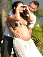 Megan Fox pergnant