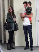 Megan Fox family photo
