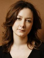Sara Gilbert in Desert Blue