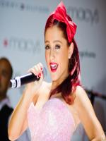 Ariana Grande in The Way
