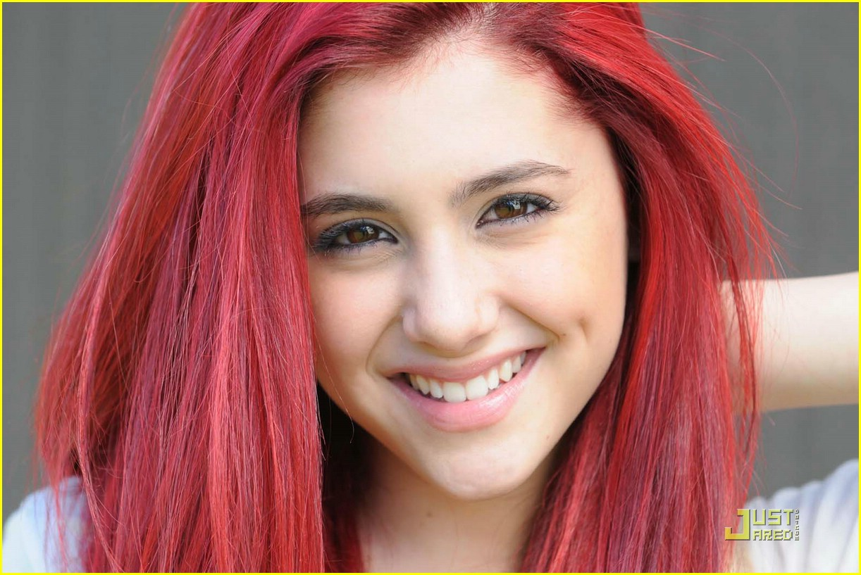 Ariana Grande in Victorious