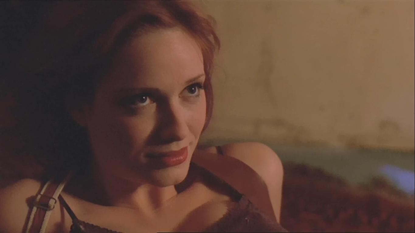 Christina Hendricks in  Firefly