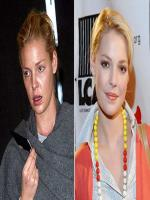 Katherine Heigl without makeup