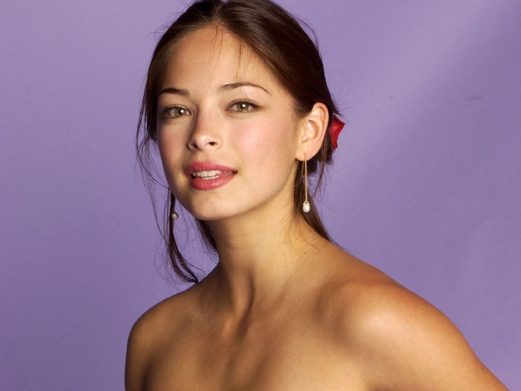 Kristin Kreuk in Space Milkshake