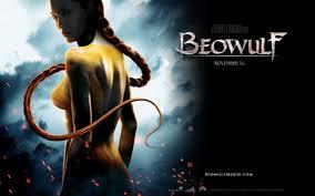 Angelina jolie  movie beowul