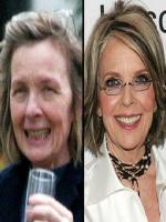 Diane Keaton without makeup