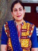 Famous TV actresses Madeeha Gauhar
