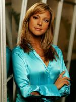 Eva LaRue in Crash and Burn