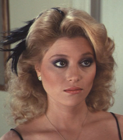 Audrey Landers in The Hitchhiker