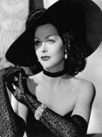 Hedy Lamarr in Dishonored Lady