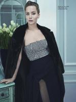 Jennifer Lawrence for Elle France