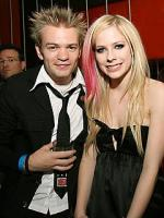 Avril Lavigne and Derycky
