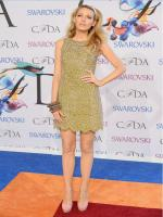 Blake Lively posed with Michael Kors in CFDA Awards