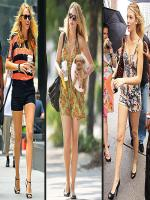 Blake Lively with style
