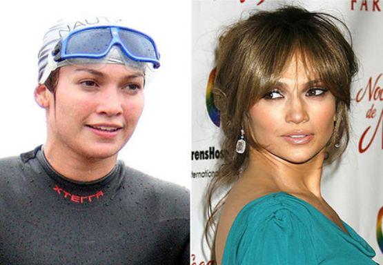 Top 33 Hollywood Celebrities Without Makeup News