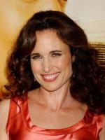 Andie MacDowell in Lord of the Apes