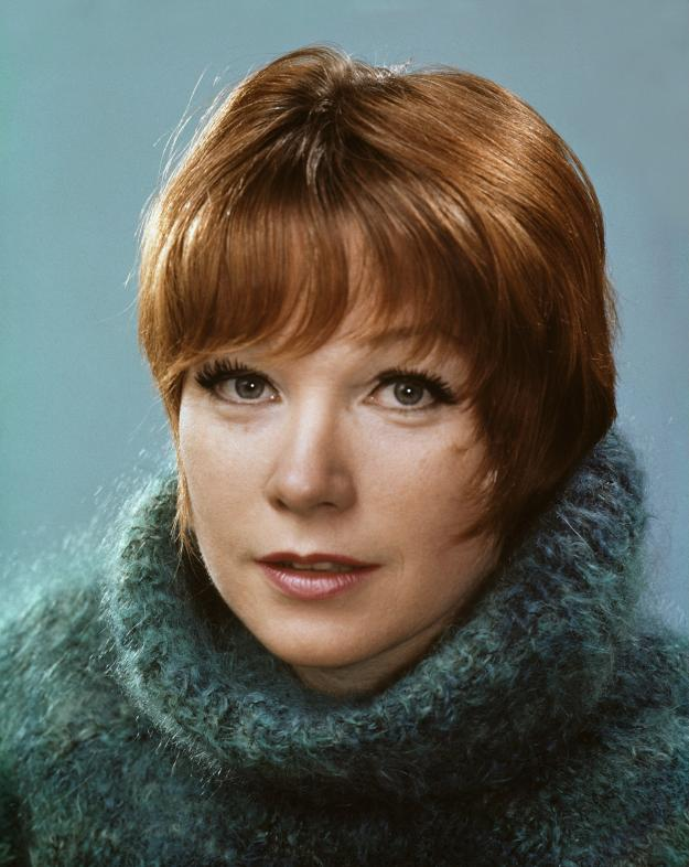 Shirley MacLaine in Terms of Endearment