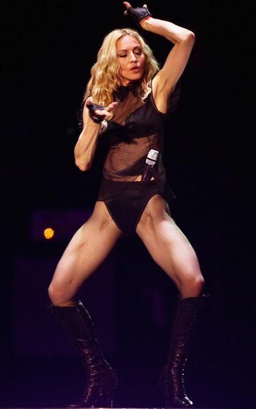 Madonna body of evidence 3