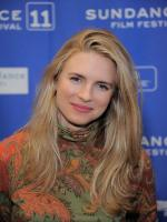 Brit Marling in  Goldman Sachs