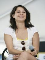Kimberly McCullough in Beauty and the Beast