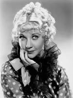 Una Merkel in  The Wind
