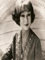 Agnes Moorehead in Citizen Kane