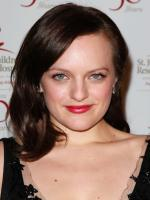 Elisabeth Moss in  The West Wing