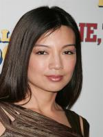 Ming-Na Wen in The Spirits Within