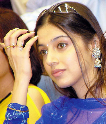 Madiha Shah Pakistani Model